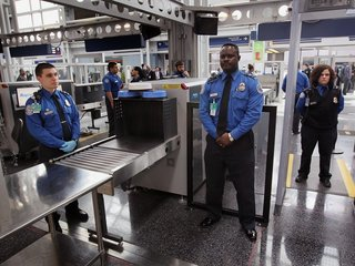 Pittsburgh airport loosens security rules