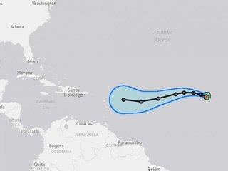 Hurricane Irma has become a Category 3 storm