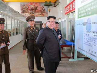 North Korea aims for sixth nuclear test