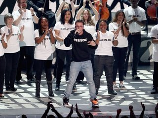 Rapper Logic puts a spotlight on crisis hotlines