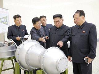 North Korea says it successfully tested a nuke