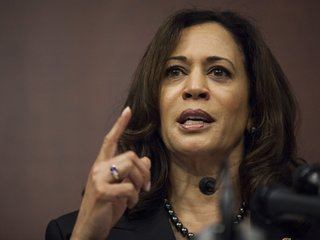 Sen. Harris to support Sanders health bill