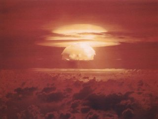 The difference between atomic and hydrogen bombs