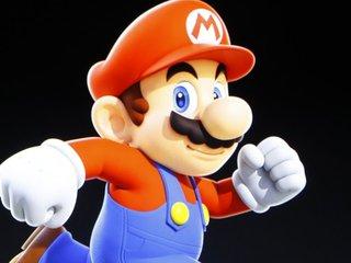Nintendo's Mario is no longer a plumber