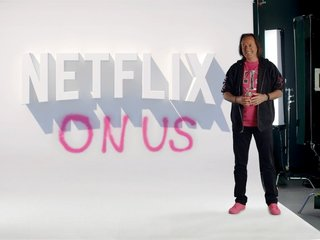 T-Mobile is now offering free Netflix