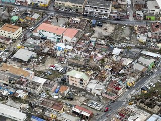Deaths reported after Hurricane Irma strikes