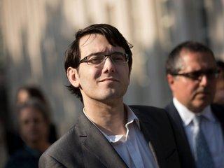 Prosecutors want Martin Shkreli's bail revoked