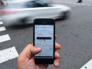 FBI investigates Uber for how it tracked Lyft
