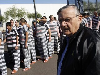 DOJ says Arpaio's case should be dismissed