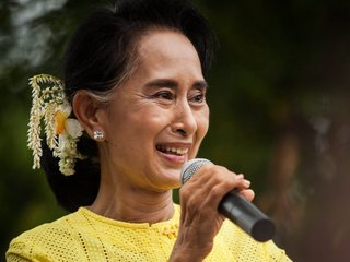 Myanmar's Suu Kyi skips UN assembly amid crisis
