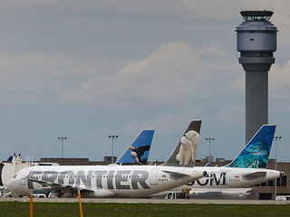 Frontier pilots to demonstrate in Denver