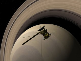 NASA's Cassini mission exploring Saturn ends