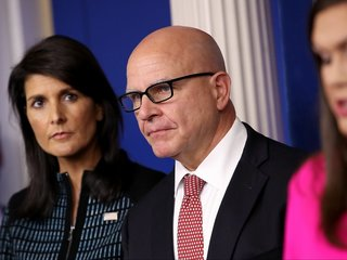McMaster warns of 'military option' on N. Korea
