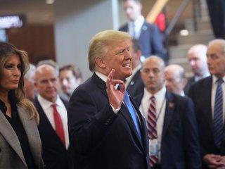 Trump criticizes Iran nuclear deal at UN