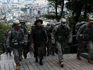 Americans in Korea get fake evacuation alerts