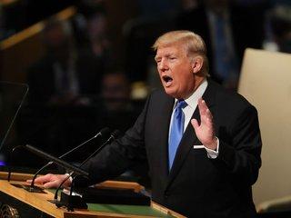 Twitter won't remove Trump's N. Korea tweet