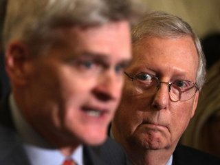 Reports: GOP won't vote on health care bill