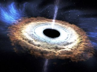 The mystery of super-massive black holes