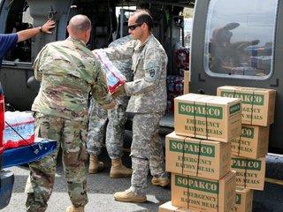 Puerto Rico struggles to distribute aid