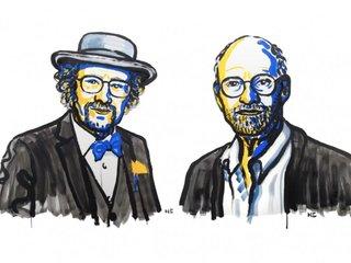 US scientists win Nobel prize