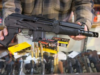 Gun sales may spike after Las Vegas shooting