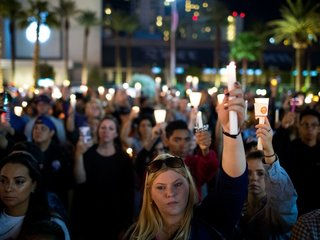 Vegas shooting victims remembered