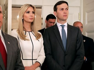 3rd Ivanka Trump, Kushner email account reviewed