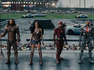 'Justice League' marks turning point for DC