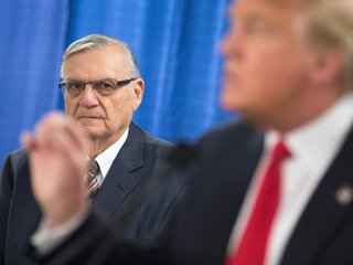 Judge upholds Trump's pardon of Joe Arpaio