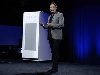 Musk: Tesla can redo Puerto Rico's power grid