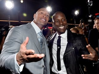 Dwayne Johnson talks 'Fast and Furious' spinoff
