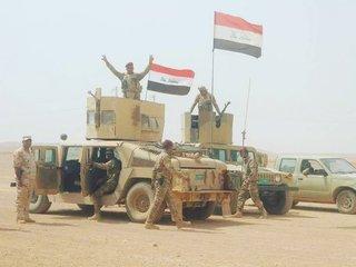 Iraqi forces advance into Kurdish region