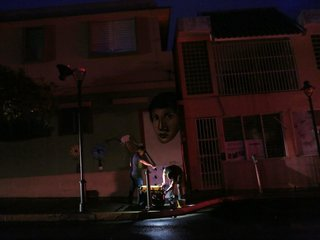 Much of Puerto Rico still without power