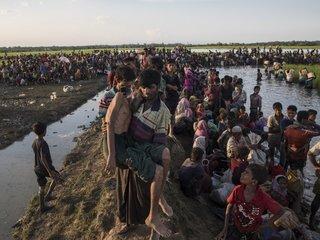 U.S. cracks down on Myanmar military aid
