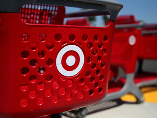 Target's strategy includes opening small stores