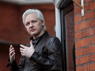 Assange: Trump campaign's data firm made request
