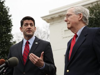 House Republicans pass budget bill