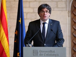 Catalonia's Parliament to vote on independence