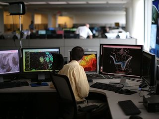 National Weather Service down hundreds of jobs