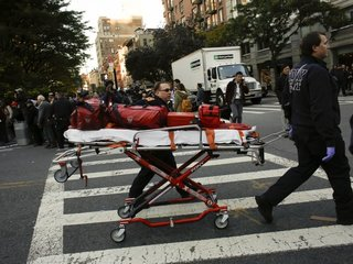Suspect in NYC attack faces terrorism charges