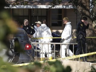 Air Force didn't submit Texas shooter's history