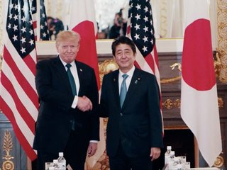 For Trump, the sore spot with Japan is trade