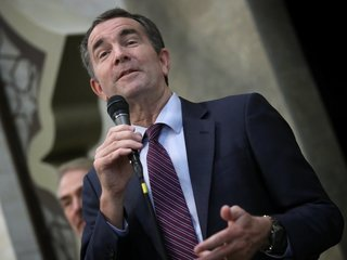 Virginians elect Democrat Ralph Northam governor