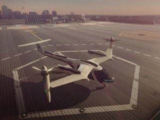 Uber to partner with NASA on flying car service