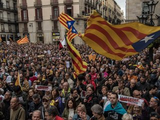 Spain voids Catalonia's independence declaration