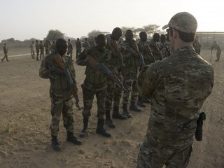 US presence will grow in West Africa