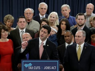 GOP tax bill could raise middle class' taxes