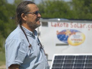 Solar energy on tribal lands