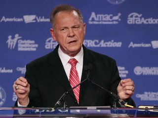 Senate candidate Roy Moore accused of misconduct