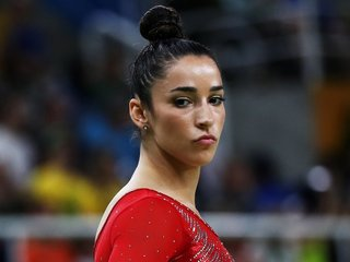 Gymnast Aly Raisman says team doctor abused her
